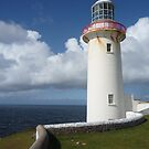 Arranmore lighthouse by Esther  Molin