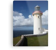 Arranmore lighthouse Metal Print