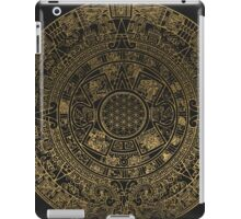 The Mayan Realization iPad Case/Skin