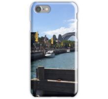 Circular Quay iPhone Case/Skin