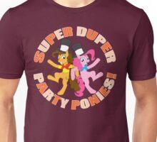 Super Duper Party Ponies! Unisex T-Shirt