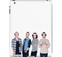 Flower Crown Boys iPad Case/Skin