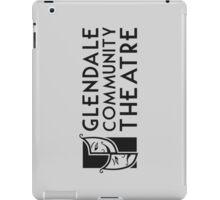Glendale Community Theatre iPad Case/Skin