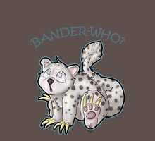 Bander-who? Womens Fitted T-Shirt