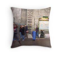 Paris Awakens 34 Throw Pillow