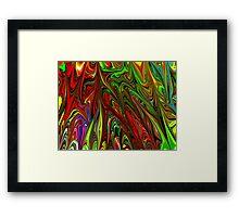 zipesh Framed Print