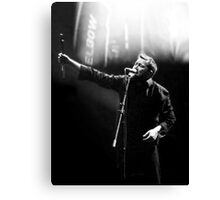Elbow's Guy Garvey Canvas Print