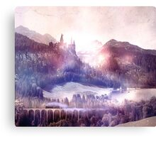 The Wizarding World Canvas Print