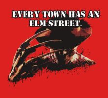 Every town has an Elm Street by Holdfabor