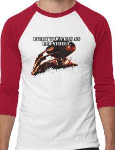 Every town has an Elm Street Men's Baseball ¾ T-Shirt
