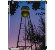 Gruene Water Tower iPad Case/Skin