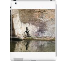 Banksy AristoRat iPad Case/Skin