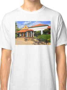 Mexican Vintage Restaurant in Acapulco Classic T-Shirt