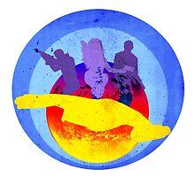 Space Bounty Hunters by Tom Weaver
