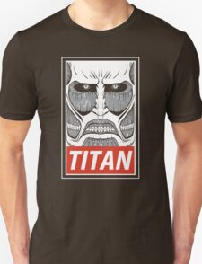 TITAN Unisex T-Shirt