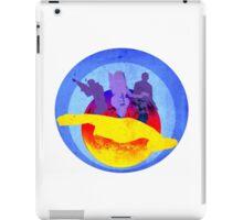 Space Bounty Hunters iPad Case/Skin