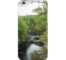 Blackwater River, Scotland iPhone Case/Skin