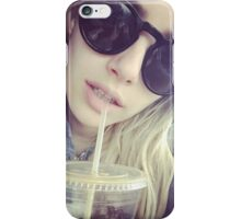 Emma Roberts iPhone Case/Skin