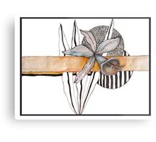 Contemporary II Metal Print