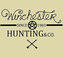 Hunting since 1983 by LeaGerard