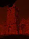 All Saints Church,Godshill. by sweeny