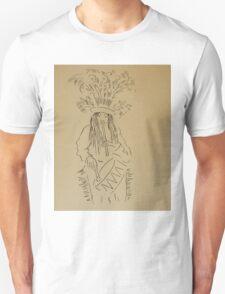 psychedelic drummer Unisex T-Shirt