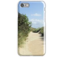 Sandy Walk iPhone Case/Skin