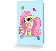 Friend of all, great and small Greeting Card