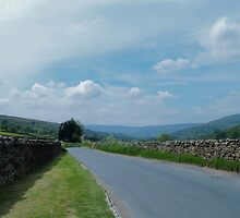 The Road to Thwaite by WatscapePhoto