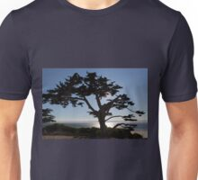 Sihouette of a Tree Unisex T-Shirt