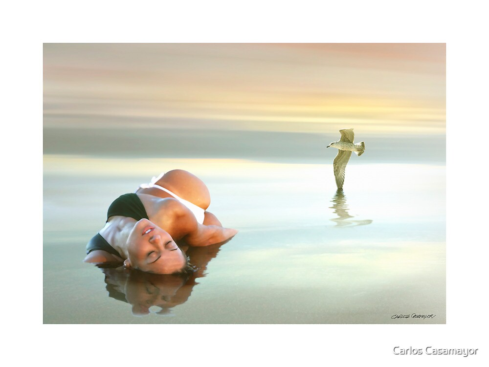California Girl 4 by Carlos Casamayor