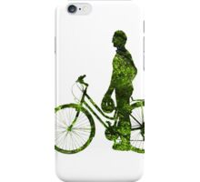 Green Transport - Male iPhone Case/Skin