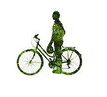 Green Transport - Male by Andrew Bret Wallis