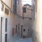 Back Alley, Toledo, Spain by jtalia