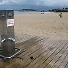 Beach Wash, Santander, Spain by jtalia