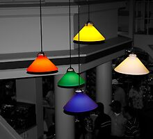 Colorful Lights by BigD