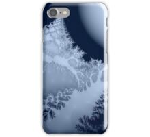 BLUE MOON OUT MY WINDOW iPhone Case/Skin