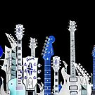 guitar city by tinncity