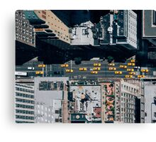 New York Taxi(s) Canvas Print