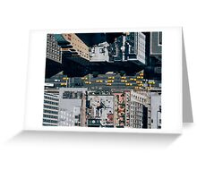 New York Taxi(s) Greeting Card
