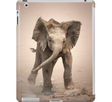Elephant Calf mock charging iPad Case/Skin