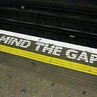 Mind the Gap! by jtalia