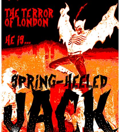 Spring Heeled Sticker