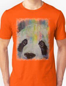 Panda Rainbow Unisex T-Shirt