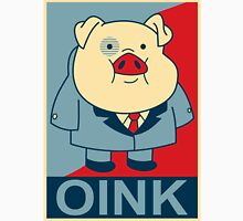 """Waddles Oink- """"Hope"""" Poster Parody Unisex T-Shirt"""