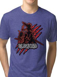Elsword: Elsword Tri-blend T-Shirt