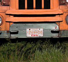 Dump Truck  by Forest Snowden