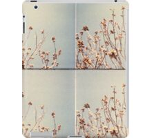 Tree Times Four iPad Case/Skin