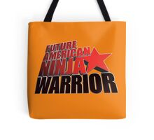 FUTURE American Ninja Warrior Tote Bag