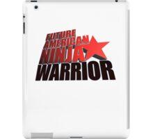 FUTURE American Ninja Warrior iPad Case/Skin